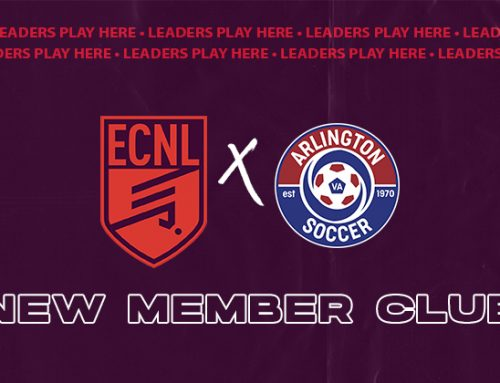 ECNL GIRLS WELCOMES ARLINGTON SOCCER FOR 2021-22 SEASON