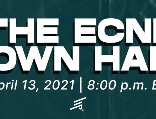 YOU'RE INVITED! PLEASE JOIN US FOR THE ECNL DIGITAL TOWN HALL ON APRIL 13