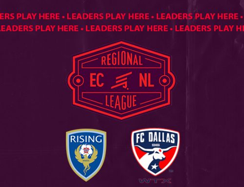 ARKANSAS RISING, FC DALLAS WEST TEXAS JOIN ECNL GIRLS REGIONAL LEAGUE – NORTH TEXAS FOR 2021-22 SEASON