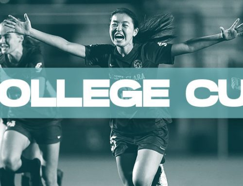 18 ECNL ALUM BECOME NCAA CHAMPIONS WITH SANTA CLARA COLLEGE CUP WIN